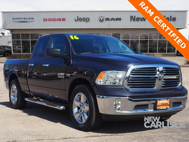 Certified Pre Owned 2016 Ram 1500 Horn
