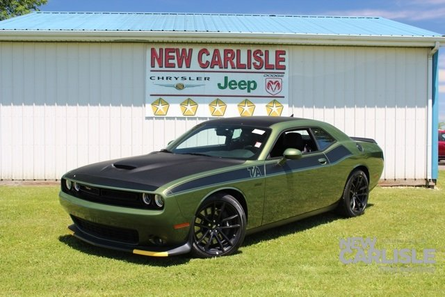 New 2018 Dodge Challenger Srt8 392 Coupe In New Carlisle 181205