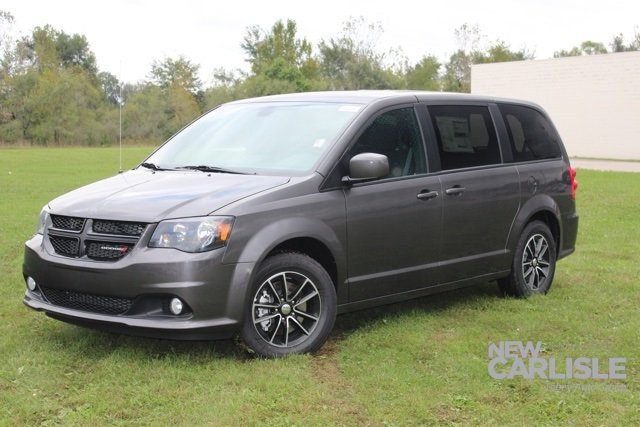 New 2019 Dodge Grand Caravan Se Plus Passenger Van In New Carlisle