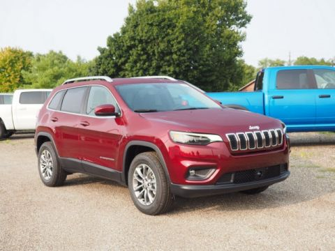 New 2021 JEEP Cherokee 80th Anniversary